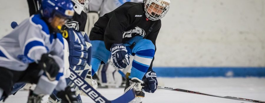Get Them Moving and Focus on Skill in Youth Hockey Practices