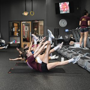 Female Strength Training – Spring 2020